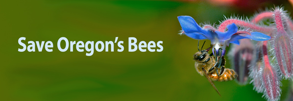 Save Oregon's Bees campaign