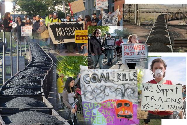 Coal Victory - April 2013
