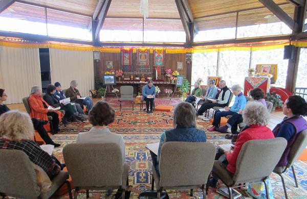 Poetry Workshop Group