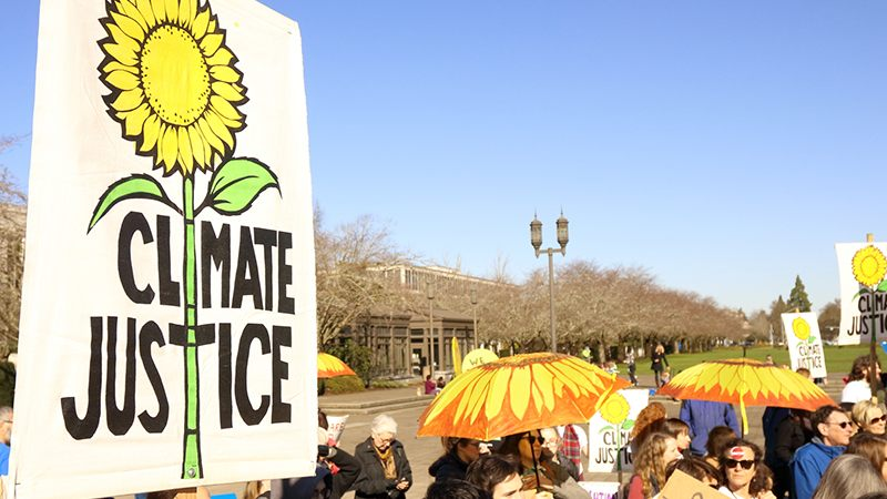 ClimateJusticeRally