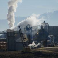 Air toxics fumes near downtown Medford.